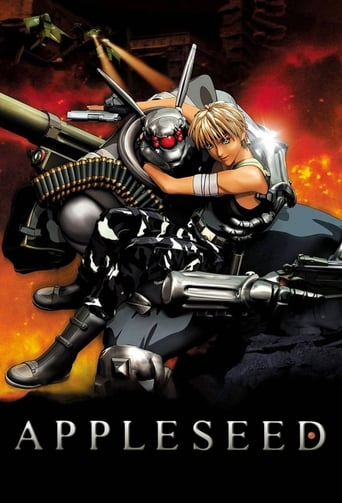 Poster of Appleseed