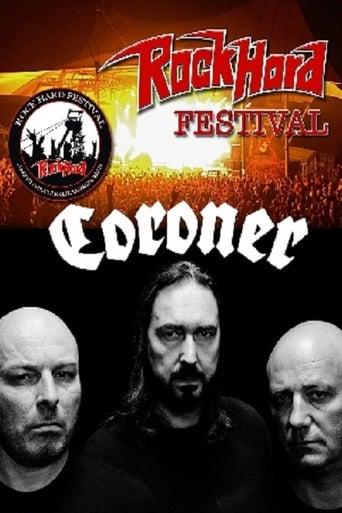 Coroner Rock Hard Festival 2018