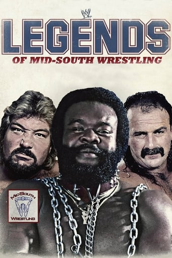 Poster of Legends of Mid-South Wrestling