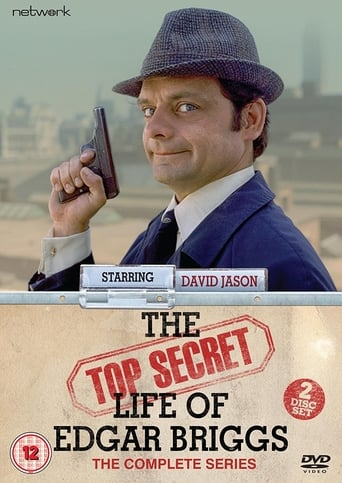 Poster of The Top Secret Life of Edgar Briggs