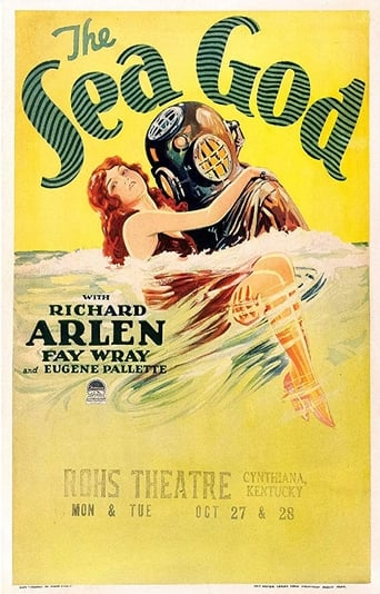 Poster of The Sea God