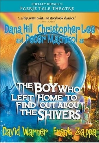 Poster of The Boy Who Left Home to Find Out About the Shivers