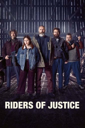 Poster Riders of Justice