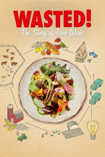 Poster of Wasted! The Story of Food Waste