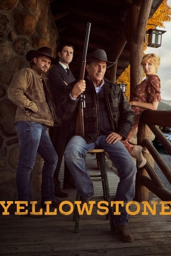 Yellowstone 2ª Temporada - Poster