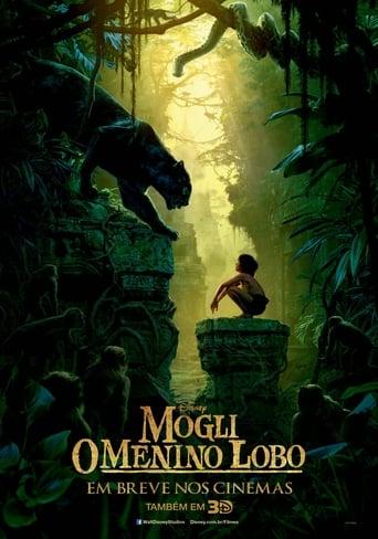 Mogli, o Menino Lobo - Poster