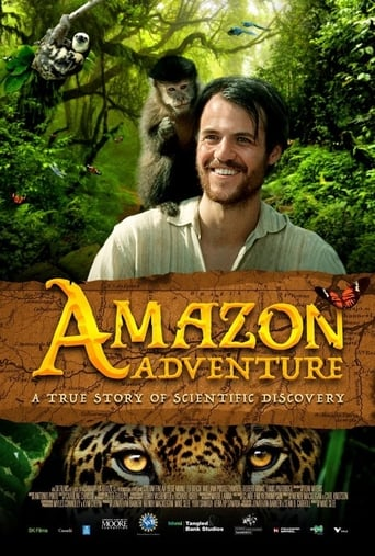 Poster of Amazon Adventure