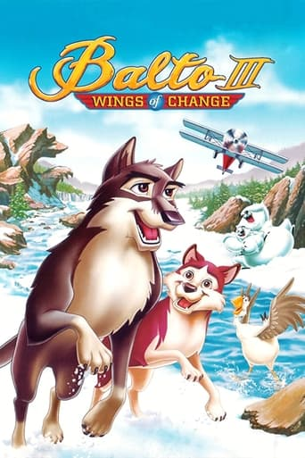 Balto III: Wings of Change (2004) - poster