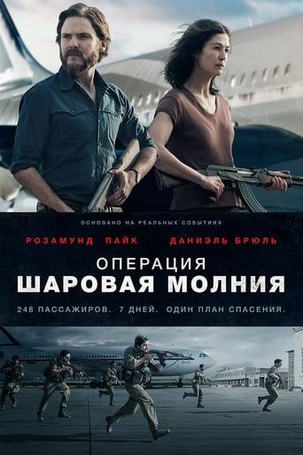 Poster of Операция «Шаровая молния»