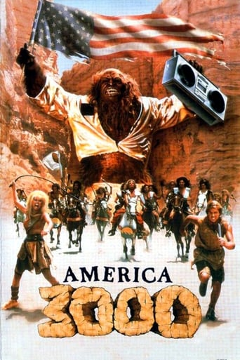 Poster of America 3000