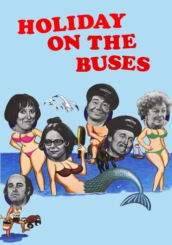 Poster of Holiday on the Buses