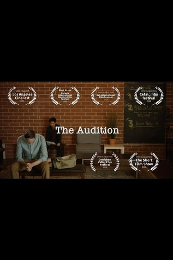 Poster of The Audition