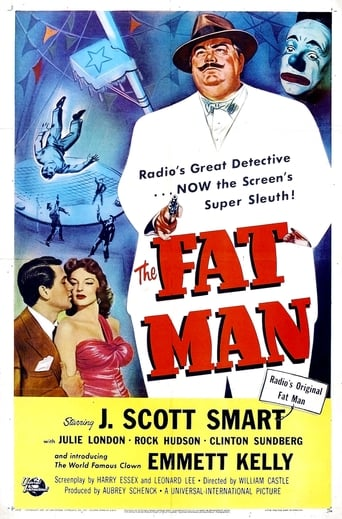 Poster of The Fat Man