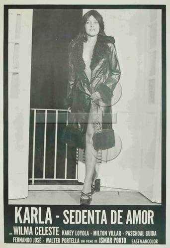 Karla, Sedenta de Amor Movie Poster