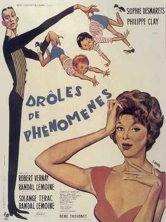 Poster of Drôles de phénomènes