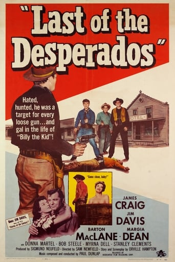 Poster of Last of the Desperados