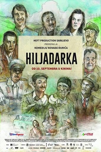 Poster of Hiljadarka