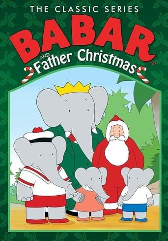 Poster of Babar and Father Christmas