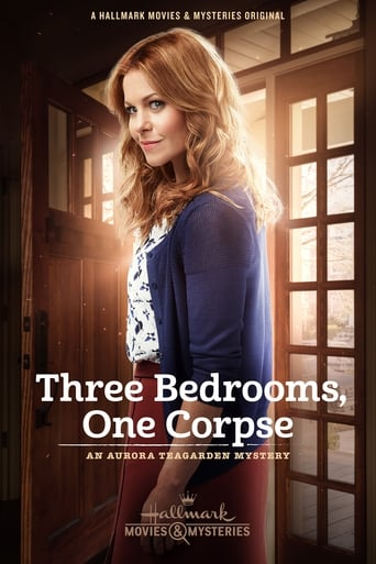 Poster of Three Bedrooms, One Corpse: An Aurora Teagarden Mystery