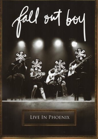 Poster of Fall Out Boy: Live In Phoenix