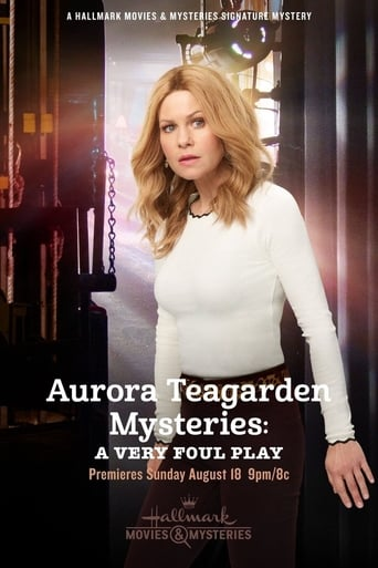 Aurora Teagarden Mysteries: A Very Foul Play Poster