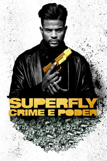 Poster of Superfly: Crime e Poder