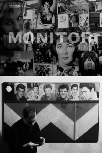 Poster of Monitor: Pop Goes the Easel