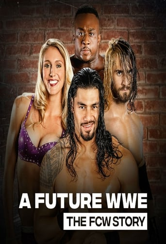 Poster of A Future WWE: The FCW Story