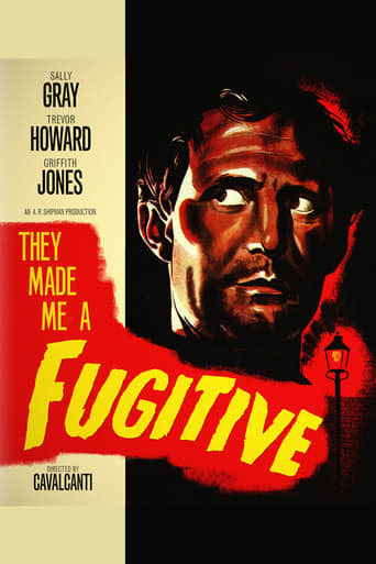 Poster of They Made Me a Fugitive