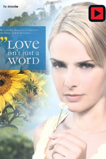 Poster of Love Isn't Just A Word