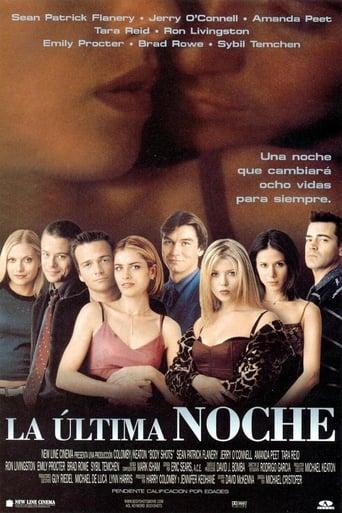 Poster of La última noche