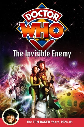Poster of Doctor Who: The Invisible Enemy