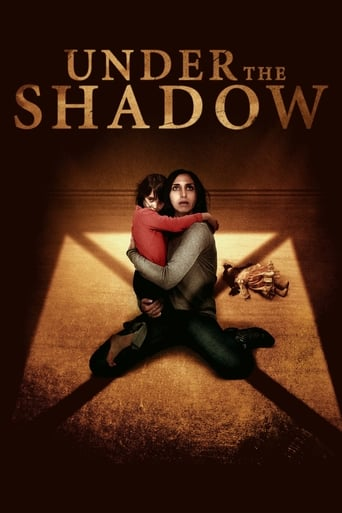 Poster of Under the Shadow