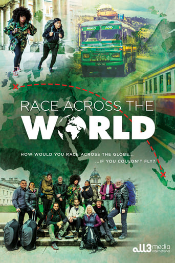 Poster of Race Across the World