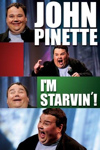 John Pinette: I'm Starvin'! poster
