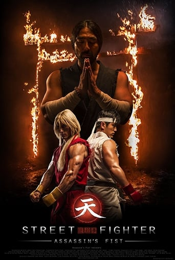 Poster of Street Fighter: Assassin's Fist