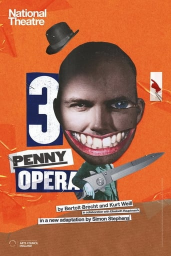 Poster of National Theatre Live: Threepenny Opera