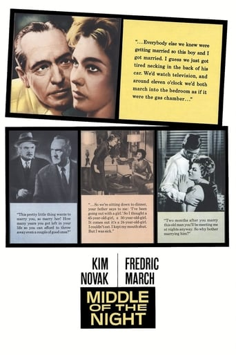 Poster of Middle of the Night