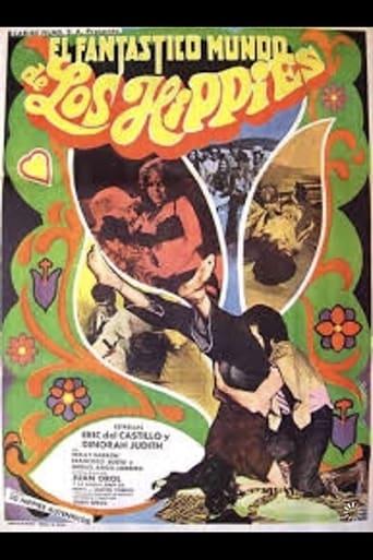 Poster of El fantástico mundo de los hippies