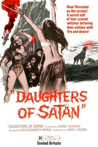 Poster of Daughters of Satan
