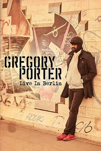 Gregory Porter: Live In Berlin