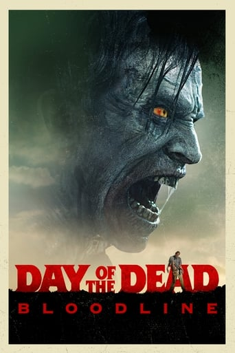 Day of the Dead: Bloodline poster