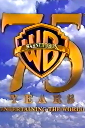 Poster of Warner Bros. 75th Anniversary: No Guts, No Glory