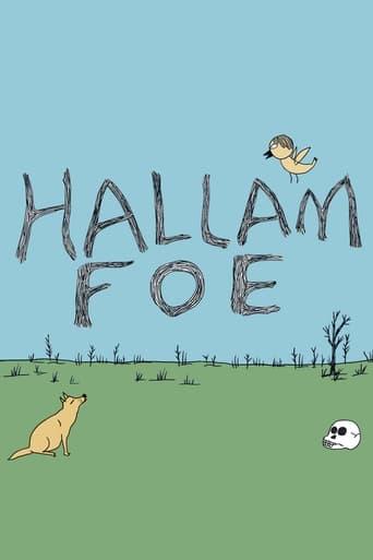 Poster of Hallam Foe