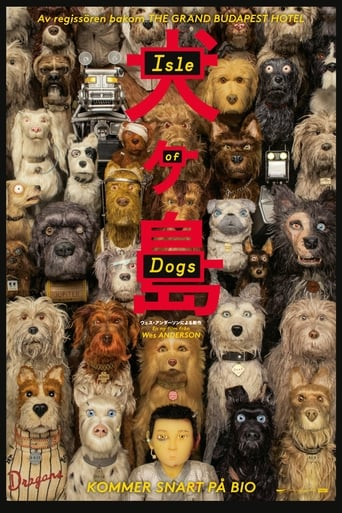 Poster of Isle of Dogs