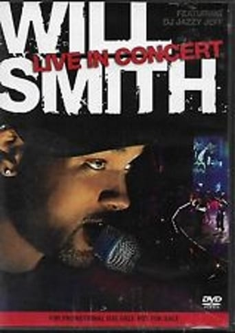 Poster of Will Smith: Live in Concert