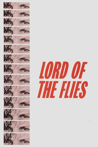 Lord of the Flies (1963) - poster