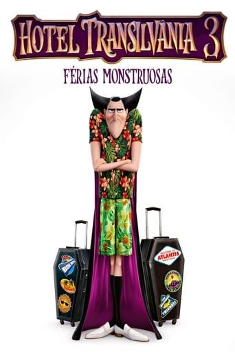 Hotel Transilvânia 3: Férias Monstruosas - Poster