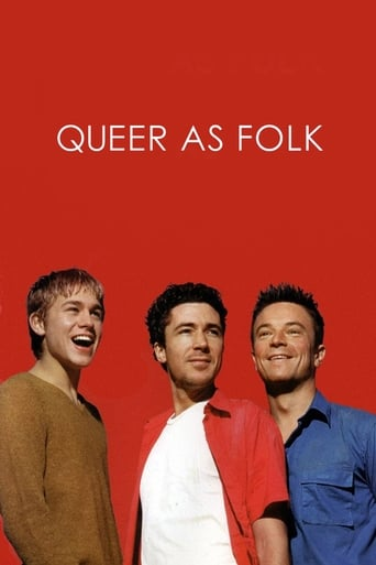 Poster of Queer as Folk