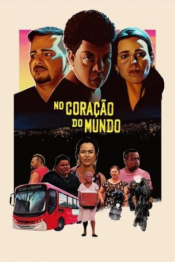 No Coração do Mundo - Poster